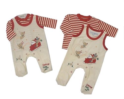c29593ab384 Χριστουγεννιάτικο Βελουτέ Σετ Δώρου 2 τεμαχίων της Nursery time. nursery  time Κωδικός προϊόντος: 0143-654. 1