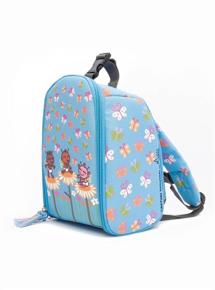 582358d1437 Ισοθερμική τσάντα φαγητού BUTTERFLIE με ιμάντες πλάτης by Laken YMB