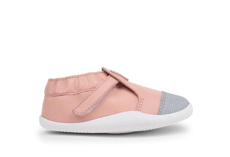 0115cddc1b8 Bobux Δερμάτινο Ανατομικό παπούτσι Step up Xplorer Blush(500029)