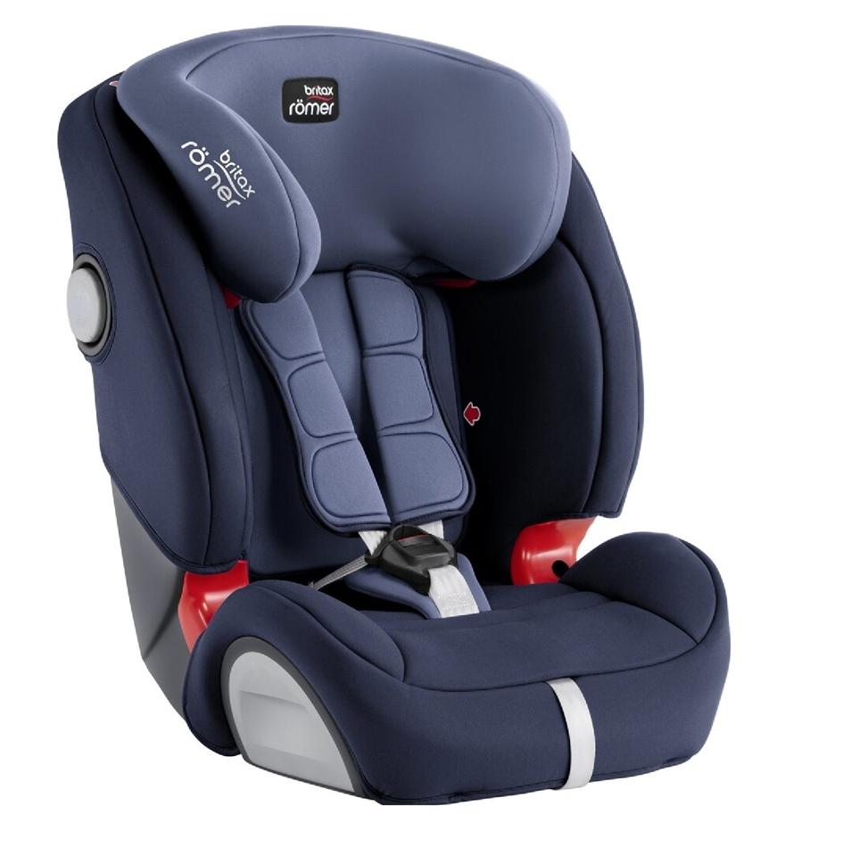 2b5d258e33b Britax Romer Κάθισμα αυτοκινήτου Evolva 123 SL SICT -Moonlight blue + ΔΩΡΟ  Summer Cover -Κάλυμμα προστασίας -Αντιιδρωτικό