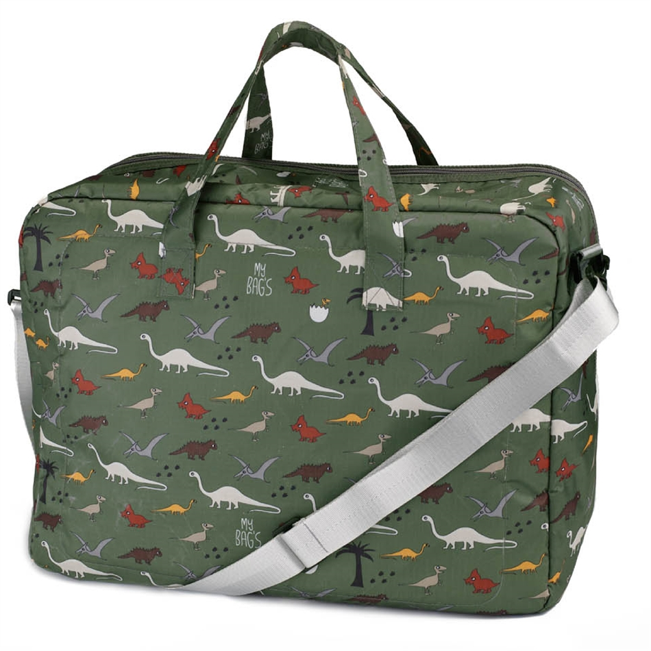 85c7443cb9 My Bag s βαλίτσα μαιευτηρίου και παιδική Τσάντα Μαιευτηρίου DINOS-WB-DIN-VER
