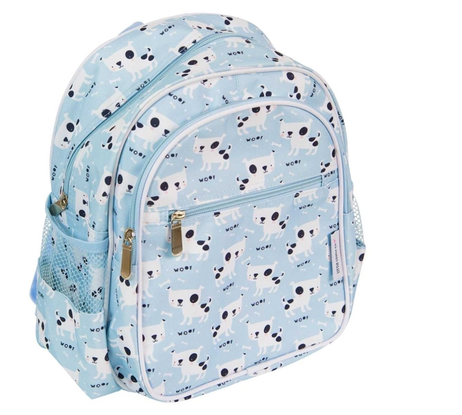 2fb53c99cb Little Lovely Company Παιδική τσάντα πλάτης Dogs ( BPDOBU13 )