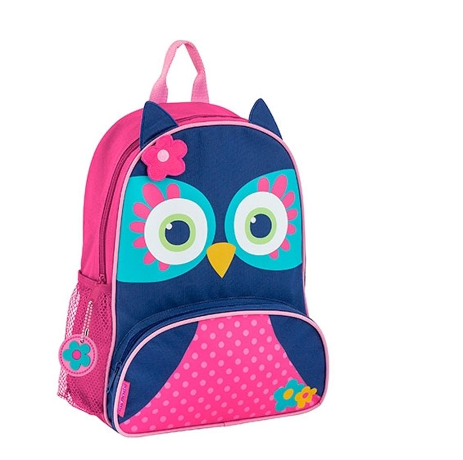 18410a79e7 Stephen Joseph Τσάντα πλάτης Sidekick Backpacks BLUE NEW OWL