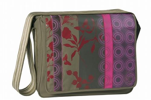e2a788b5ae Lassig τσάντα αλλαγής colorpatch olive (LMB1020231)