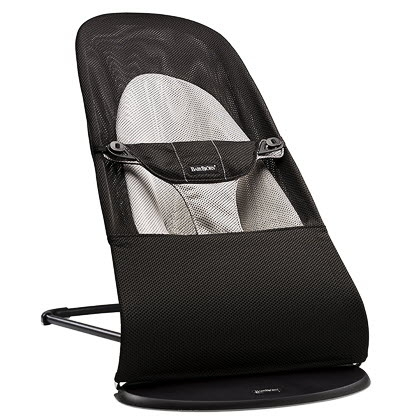 8fbb243b703 Babybjorn ρηλάξ Balance Soft Mesh ,Black/Grey