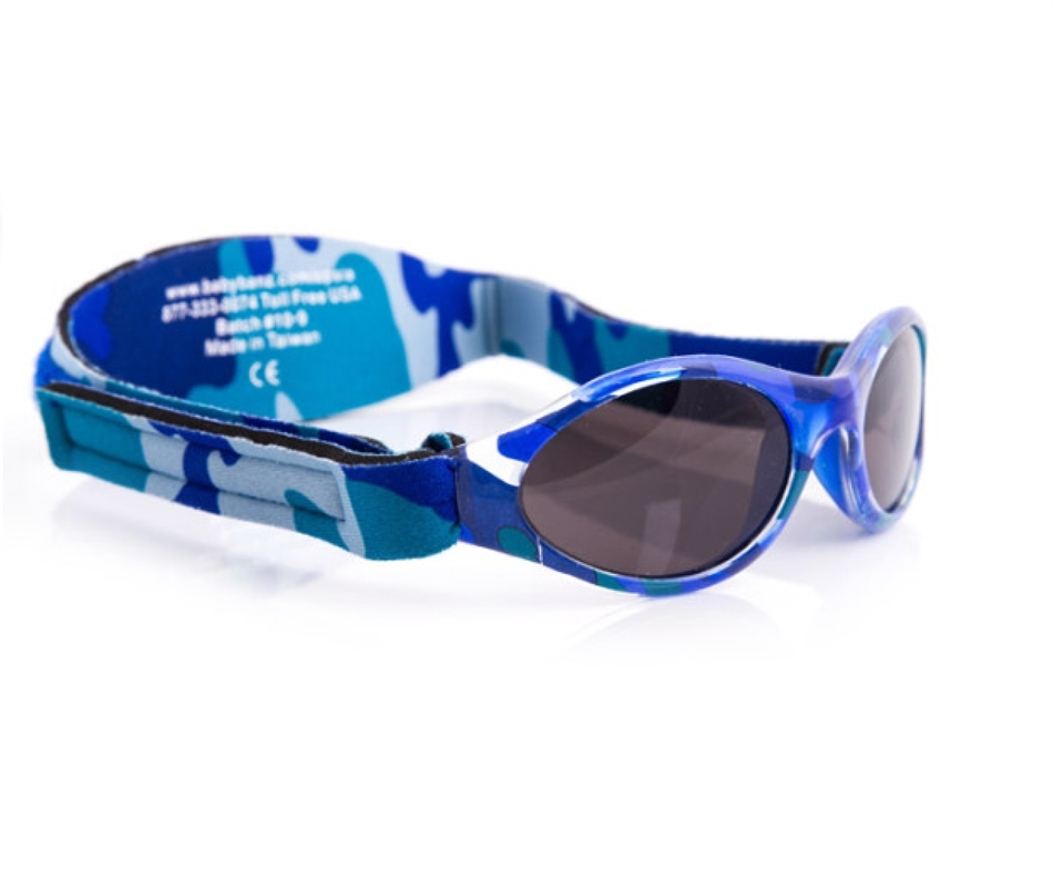 Baby Banz γυαλιά ηλίου Blue Camo 1001-017 e0fcd9ea3f4