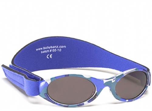 Kidz Banz γυαλιά ηλίου Blue Camo 1002-028 075b884688c