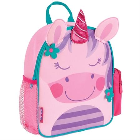 7c8a7588c78 Stephen Joseph παιδική προσχολική τσάντα Mini Sidekick Backpacks UNICORN