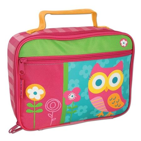 cd87090dfb Τσάντα Φαγητού Ισοθερμική Stephen Joseph LUNCH BOX-Owl