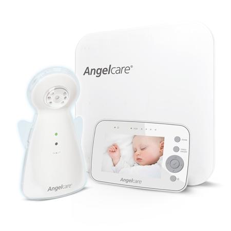 2f40d15f81a Angelcare Συσκευή Ανίχνευσης Αναπνοής & Ενδοεπικοινωνία με Κάμερα AC1300