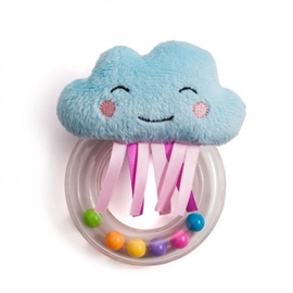 Taf toys κουδουνίστρα cheerful cloud rattle 12075 d33ab5cf018