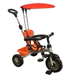 2d1ce172231 Τρίκυκλο ποδηλατάκι Tricycle Orange Carello