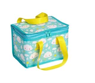 c431fe6515 Little Lovely Company Ισοθερμική τσάντα Cool bag Cloud-CBCLBU02